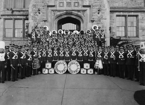 Marching Hundred 1938