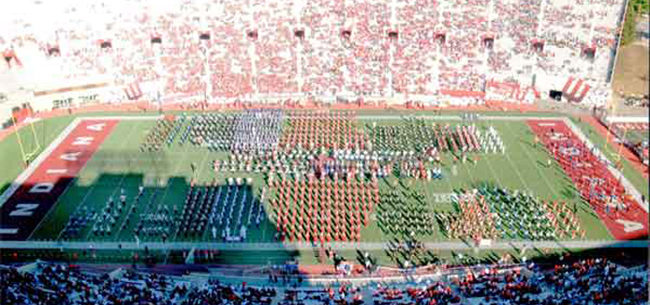 Join Us For The 26th Annual Band Day At Indiana University