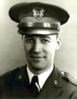 Gerald Doty, Marching Hundred Director In The 1940s.  (Photo Courtesy Of Indiana University.)