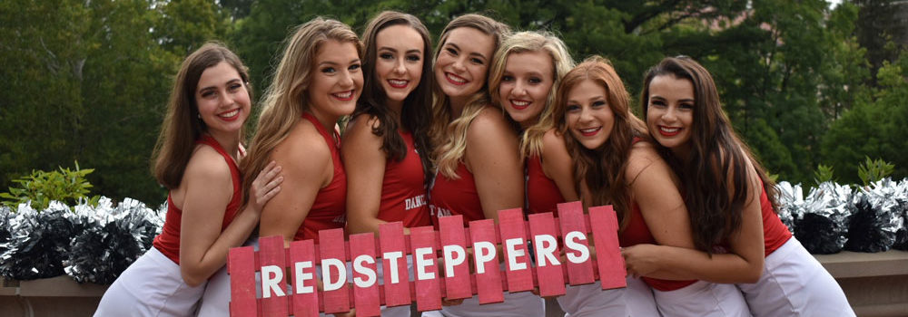 Redsteppers 2019 Group Sign