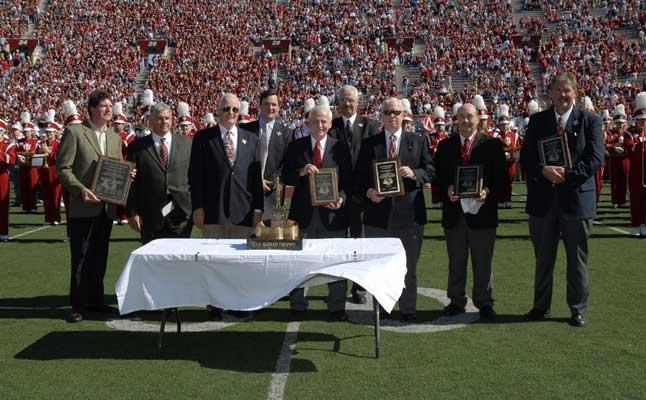 Sudler Trophy Presentation, October 2007